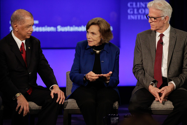 Clinton Global Initiative 2015 Annual Meeting - Day 3