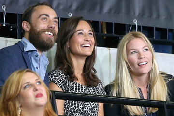James Middleton Behind The Scenes At The Invictus Games