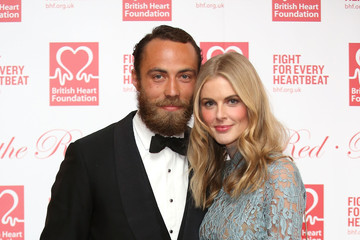 James Middleton Arrivals at Roll Out the Red Ball