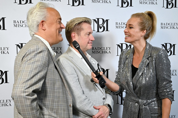 Badgley Mischka - September 2019 - New York Fashion Week: The Shows - Front Row