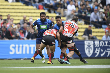 James Moore Super Rugby Rd 9 - Sunwolves vs. Blues