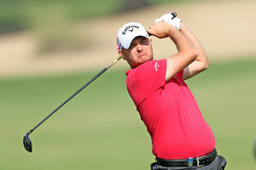 James Morrison Omega Dubai Desert Classic - Day Two