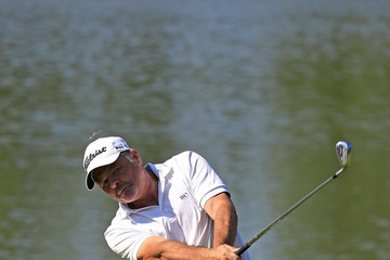 James Murphy VTB Russian Open Golf Championship (Senior) - Day One