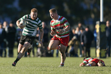 James O'Reilly Jubilee Cup Final - Old Boys-University v Hutt Old Boys Marist