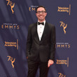 James Pearse Connelly 2018 Creative Arts Emmy Awards - Day 2 - Arrivals