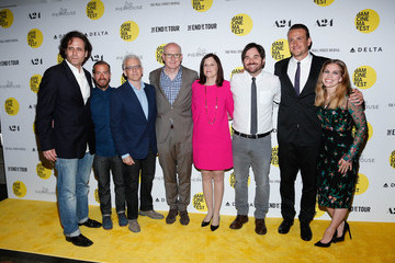 James Ponsoldt Celebrities Attend 'The End of Tour' Opening Night Screening at the BAMcinemaFest 2015