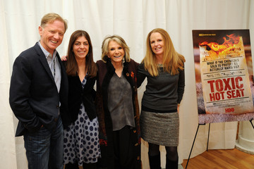 James Redford 'Toxic Hot Seat' Premieres in NYC