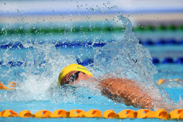 James Roberts Swimming - Commonwealth Games Day 2