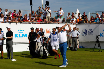 James Robinson KLM Open - Day Three
