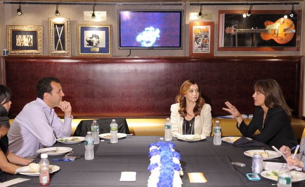 StubHub Mom's Night Out Luncheon With Alyson Hannigan []