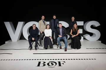 James Scully The Business of Fashion Presents VOICES 2017 - Day 2