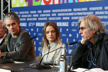 James Thierree 'Mes Seances De Lutte' Press Conference - 63rd Berlinale International Film Festival