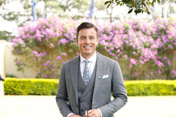 James Tobin Celebrities Attend The Championships Day 2