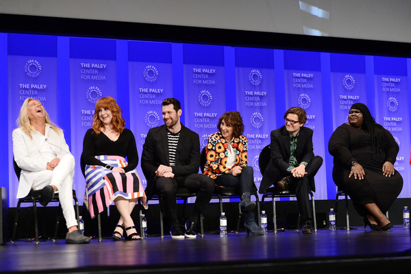 The Paley Center For Media's 33rd Annual PaleyFest Los Angeles - 'Difficult People' - Inside [event,performance,talent show,performing arts,stage,heater,musical theatre,julie klausner,scott king,actors,actress,people,billy eichner,difficult people - inside,los angeles,paleyfest,paley center for media]