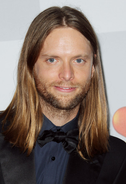 The 38-year old son of father (?) and mother(?), 189 cm tall James Valentine in 2017 photo