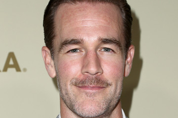 James Van Der Beek The Hollywood Reporter And SAG-AFTRA Inaugural Emmy Nominees Night Presented By American Airlines, Breguet, And Dacor - Arrivals
