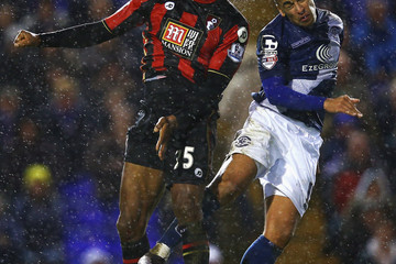 James Vaughan Birmingham City v AFC Bournemouth - The Emirates FA Cup Third Round