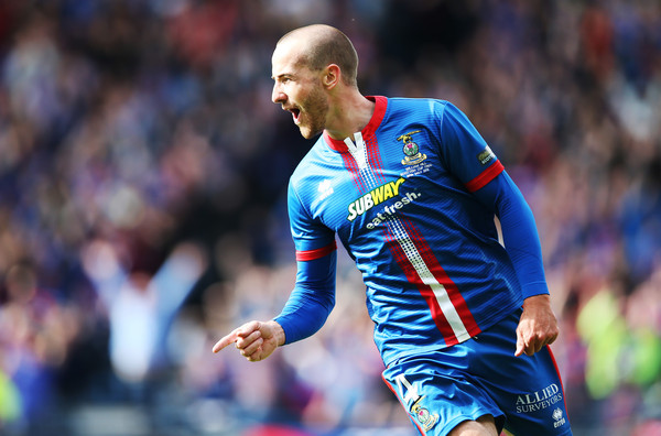 Falkirk v Inverness Caledonian Thistle - The William Hill Scottish Cup Final