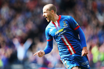 James Vincent Falkirk v Inverness Caledonian Thistle - The William Hill Scottish Cup Final