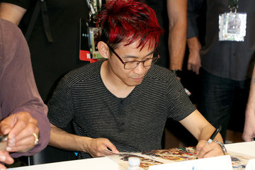 James Wan Comic-Con International 2018 - DC Entertainment's Warner Bros. Pictures Autograph Signing