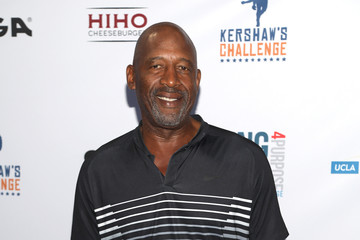 James Worthy 6th Annual PingPong4Purpose - Arrivals