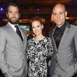 Henry Cavill and Mark Strong Photos