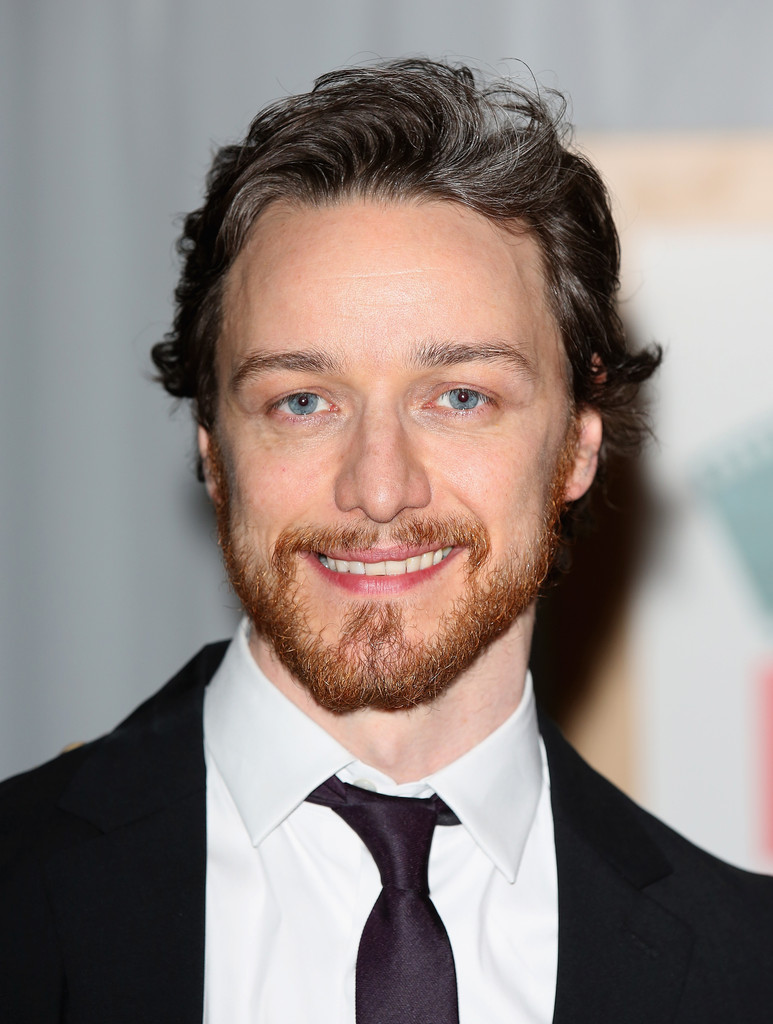James McAvoy in Jameso...