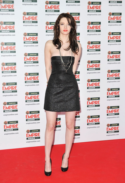 Talulah Riley attends the Jameson Empire Awards at the Grosvenor House Hotel on March 27, 2011 in London, England.