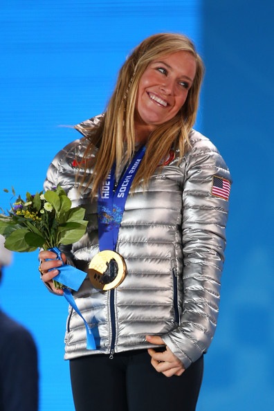 Jamie Anderson Pictures - Medal Ceremony - Winter Olympics ...