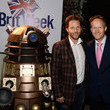 Jamie Bamber 9th Annual BritWeek Red Carpet Launch - Inside