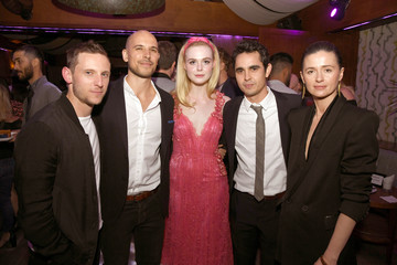 Jamie Bell Special Screening Of Bleecker Street's 'Teen Spirit' - After Party