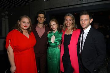 Jamie Bell Danielle Macdonald L.A. Special Screening Of A24's 'Skin' - After Party