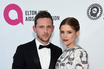 Jamie Bell 27th Annual Elton John AIDS Foundation Academy Awards Viewing Party Sponsored By IMDb And Neuro Drinks Celebrating EJAF And The 91st Academy Awards - Red Carpet