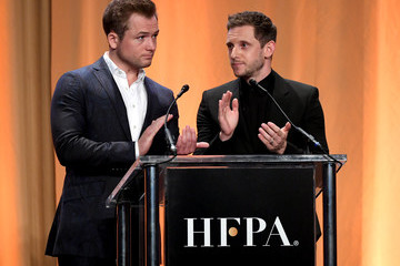 Jamie Bell Hollywood Foreign Press Association's Annual Grants Banquet - Show