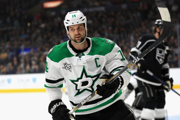 Jamie Benn Dallas Stars v Los Angeles Kings