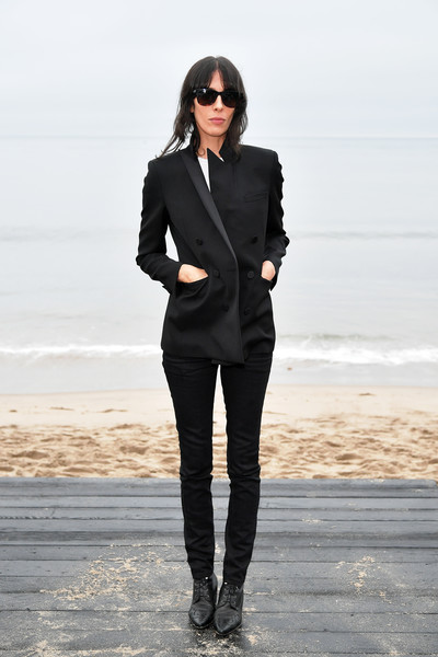 Saint Laurent Mens Spring Summer 20 Show - Photo Call