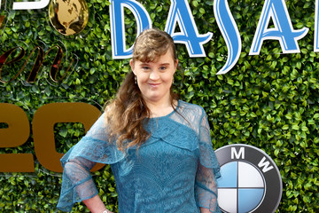 Jamie Brewer 7th Annual Gold Meets Golden - Arrivals