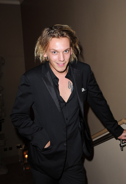 Jamie Campbell Bower Pictures - The 'Anonymous' After ...