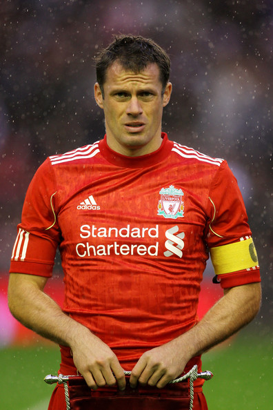 Jamie Carragher Pictures - Liverpool v Trabzonspor - UEFA ...