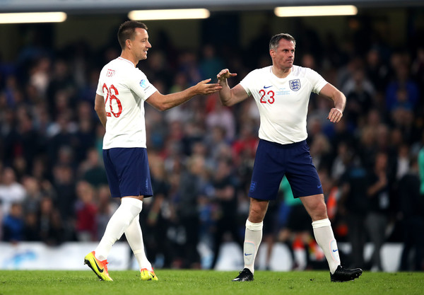 Soccer Aid For UNICEF 2019 - England vs. Soccer Aid World XI
