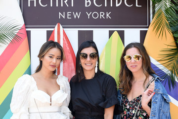 Jamie Chung Henri Bendel Surf Sport 2018 Collection Launch