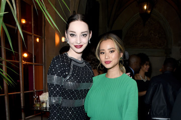 Jamie Chung Entertainment Weekly Celebrates Screen Actors Guild Award Nominees At Chateau Marmont Sponsored By L'Oréal Paris, Cadillac, And PopSockets - Inside