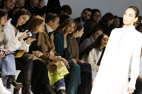 Noon By Noor - Front Row - February 2020 - New York Fashion Week: The Shows