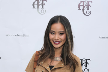 Jamie Chung Abercrombie & Fitch Summer Rooftop Party