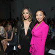 Jamie Chung Pamella Roland - Front Row - February 2020 - New York Fashion Week