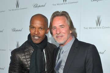 Jamie Foxx Don Johnson The Weinstein Company And Chopard's Academy Award Party In Association With Grey Goose
