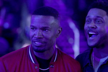 Jamie Foxx 2019 NBA All-Star Game