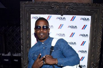 Jamie Foxx AQUAhydrate Hosts a Private Event at Hyde Staples Center for a Drake and Future Concert