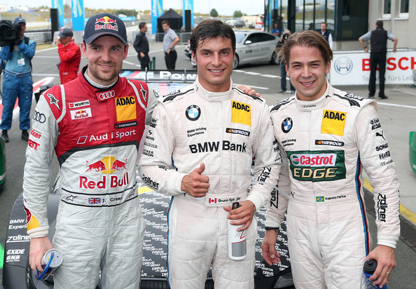 DTM German Touring Car -  	Motorsport Arena Oschersleben - Qualifying