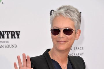 Jamie Lee Curtis Annenberg Space for Photography Exhibit Opening